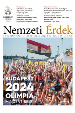 Nemzeti Érdek folyóirat 15-16. szám