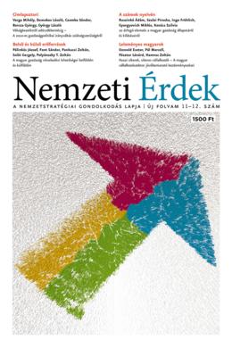 Nemzeti Érdek folyóirat 11-12. szám